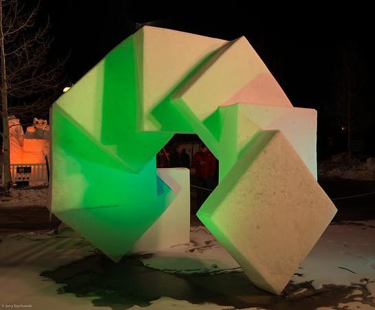 International Snow Sculptures